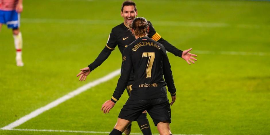 VIDEO: Resumen y goles del Granada vs Barcelona, LaLiga de España