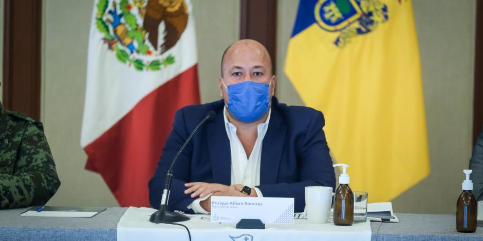 Jalisco- Enrique Alfaro