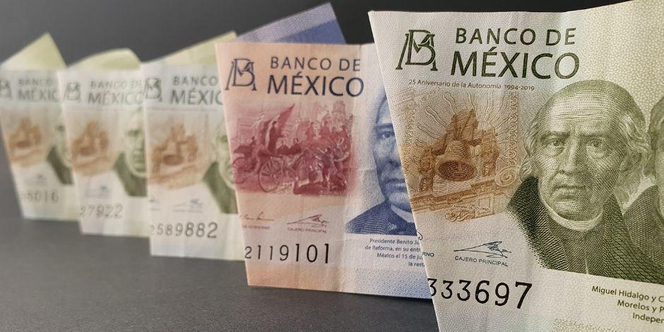 México-economía-dinero-moneda