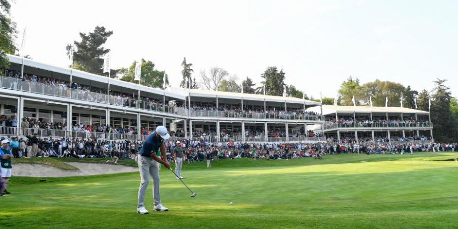 Cancelan el World Golf Championships-México Championship por el COVID-19, regresaría para 202