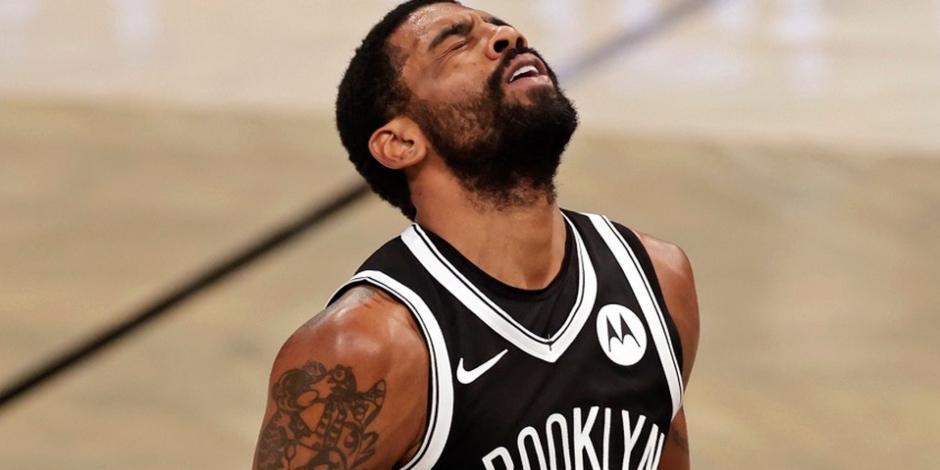 NBA_ Kyrie Irving recibe una millonaria multa por violar protocolos de COVID-19