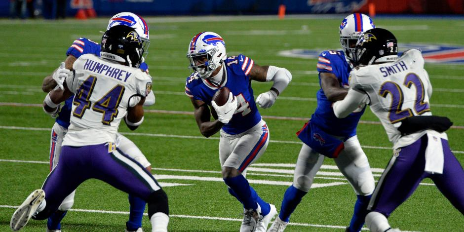 VIDEO_ Resumen del Baltimore Ravens vs Buffalo Bills, ronda divisional, Playoffs NFL