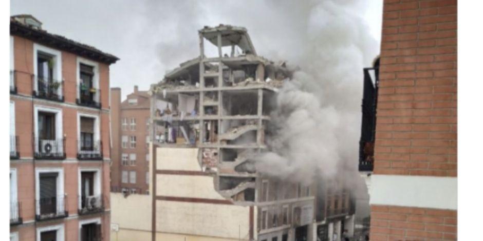 Madrid-explosión