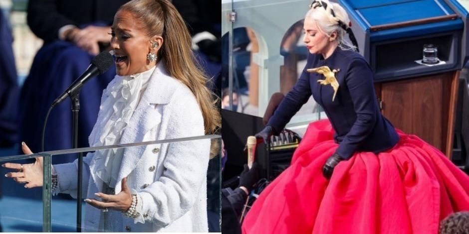 lady Gaga jennifer lopez