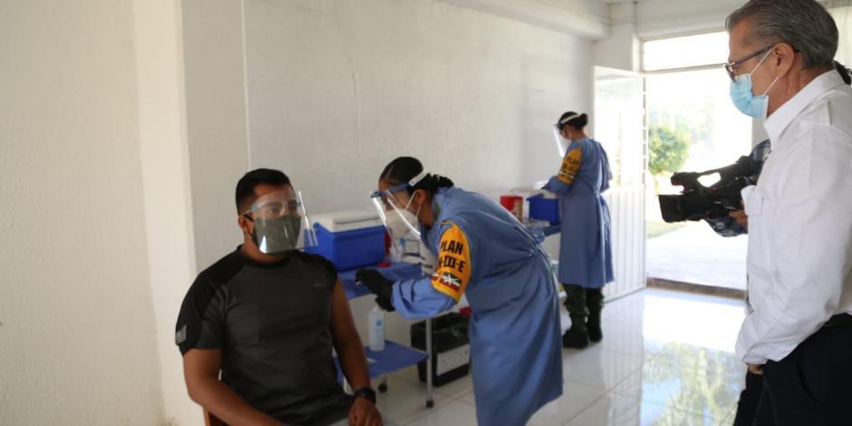Hospital Regional Militar en Chilpancingo