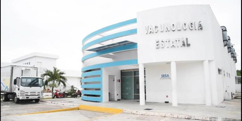 Quintana Roo está preparado para un plan estatal de vacunación contra COVID-19