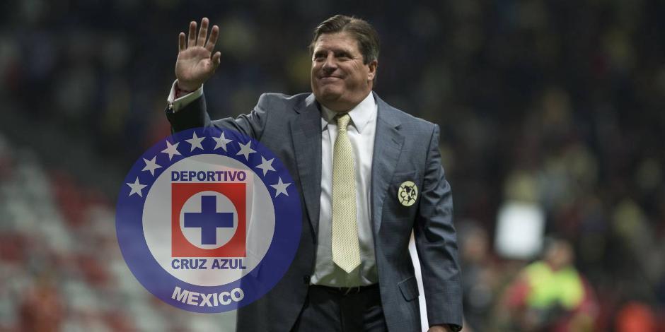 CRUZ AZUL: ¿Miguel Herrera a La Máquina? Su hija da indicios