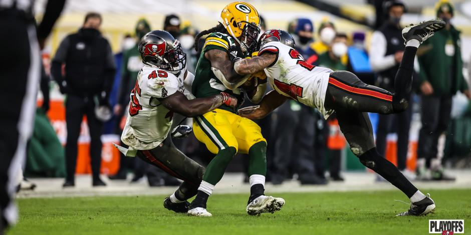 VIDEO: Resumen del Tampa Bay Buccaneers vs Green Bay Packers, Final de Conferencia NFL