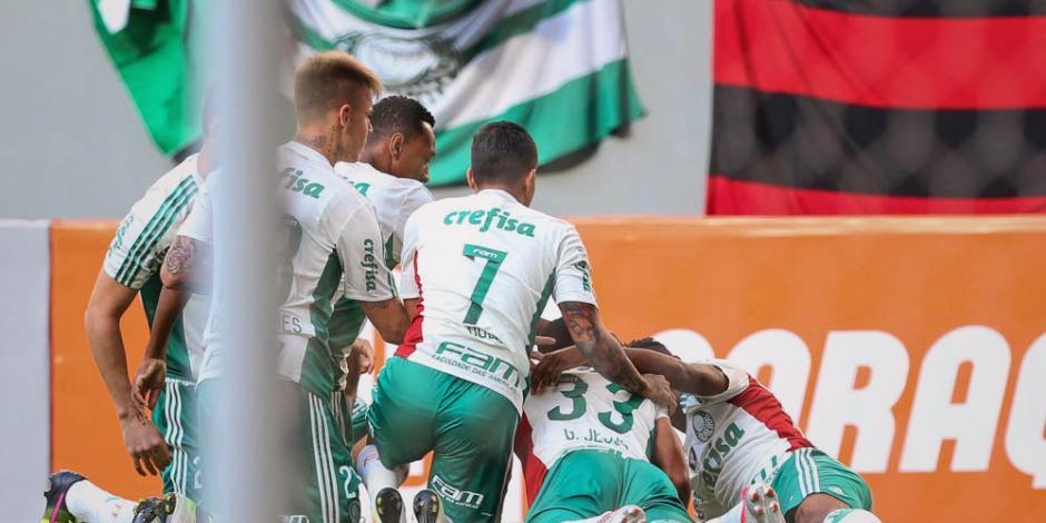 Palmeiras Santos Copa Libertadores