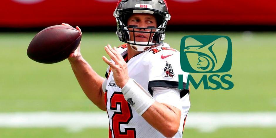 NFL_ Filtran foto de Tom Brady en el IMSS y se vuelve viral