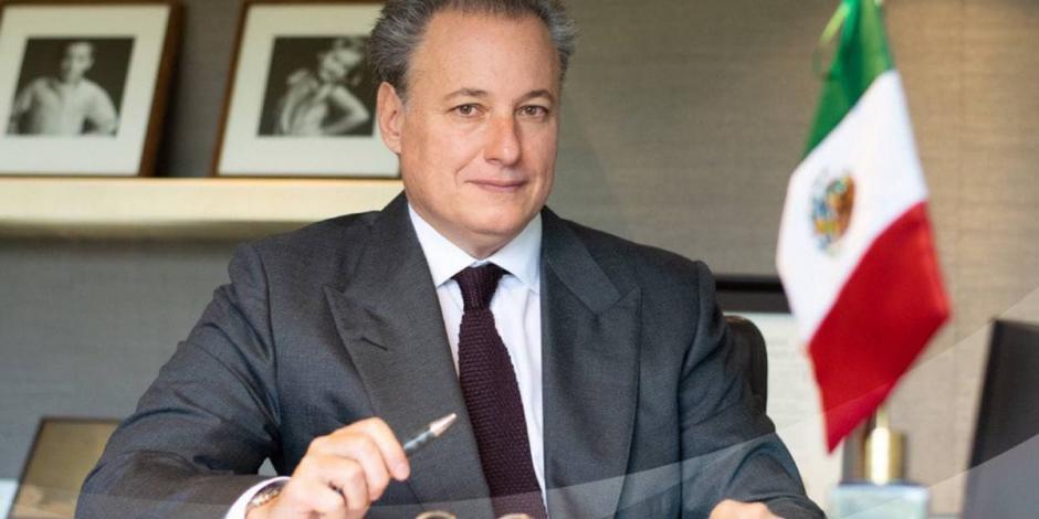 Juan Cortina Gallardo, nuevo presidente del CNA