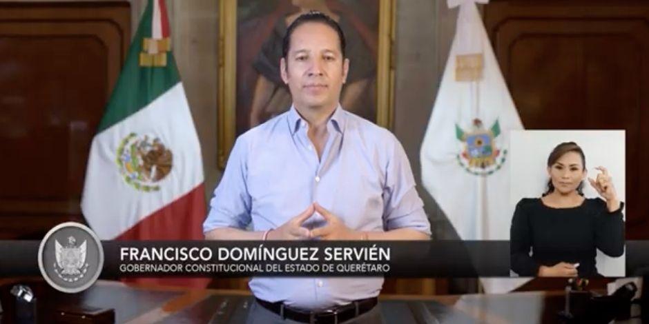 Querétaro-Francisco Domínguez Servién