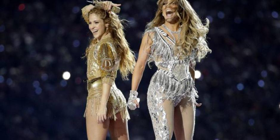 Super Bowl, Ariana Grande, The Weeknd, Jennifer López, Shakira