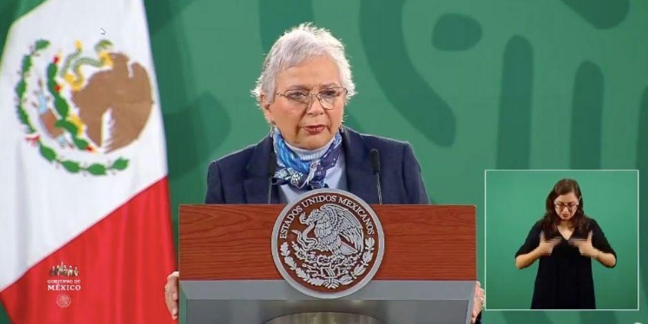 Olga Sánchez Cordero-Caso Lydia Cacho