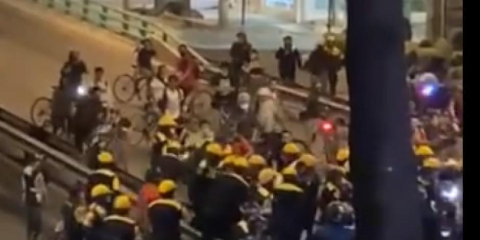 ciclistas-policias