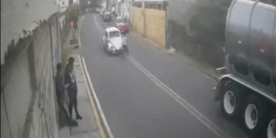Atropellan-niño-bicicleta-Cuajimalpa