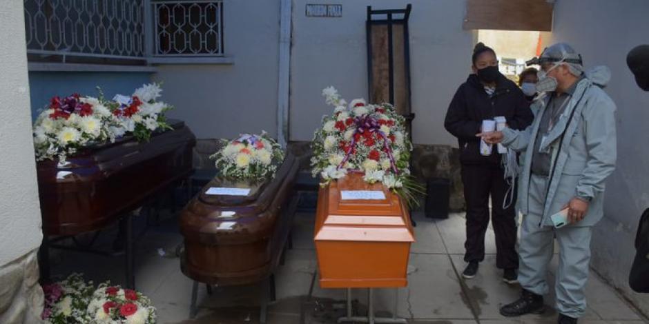 Funerarias de Bolivia