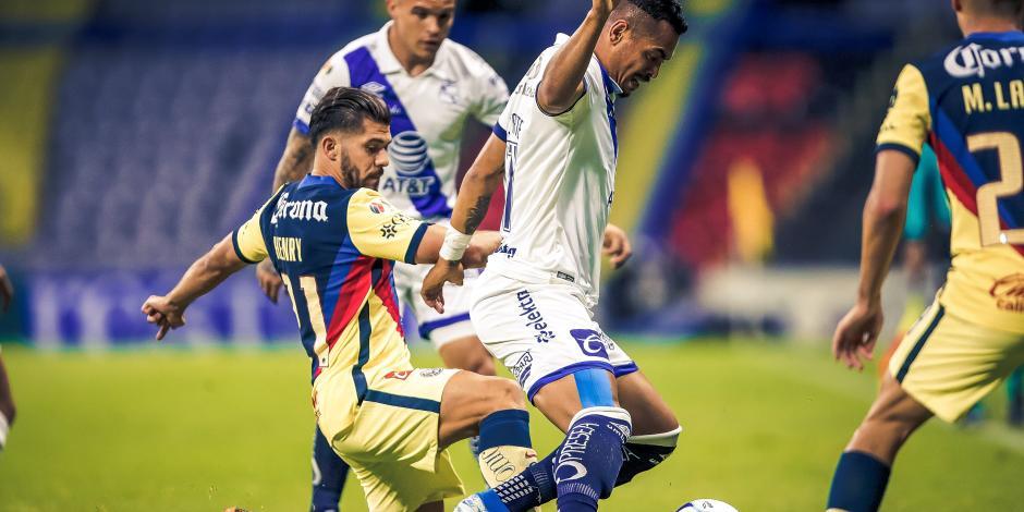 América vs Puebla Liga MX