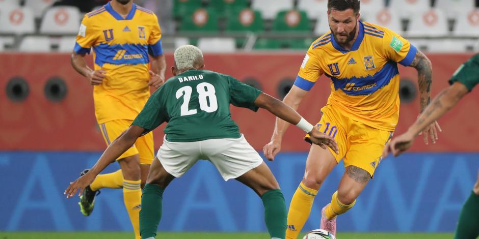 Tigres Gignac Palmeiras