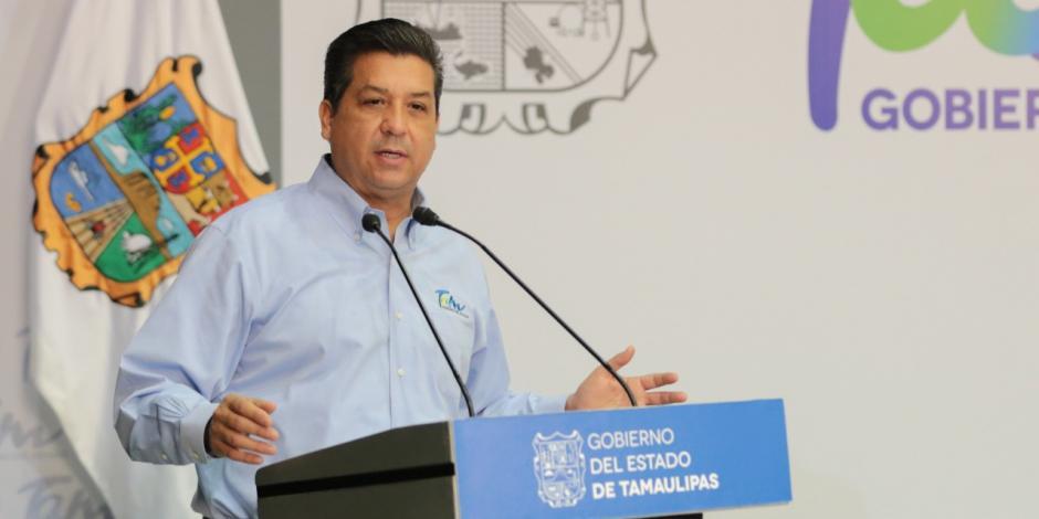 Tamaulipas- Francisco García Cabeza de Vaca