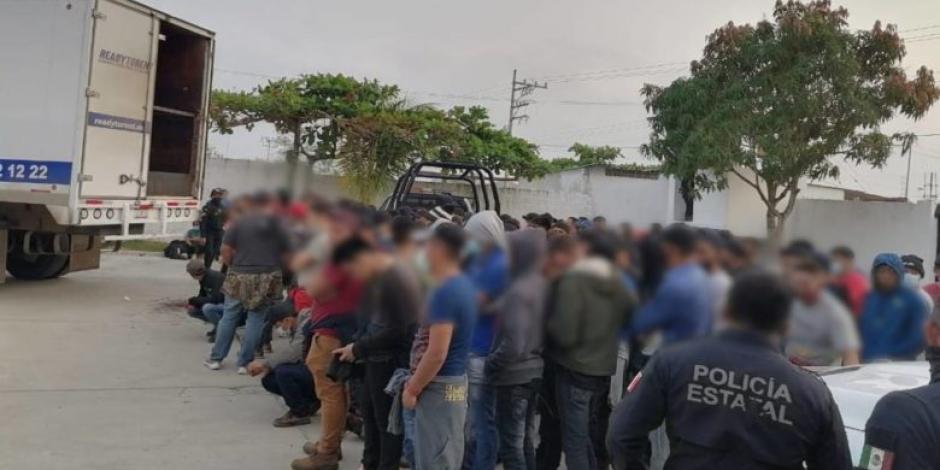 Migrantes La Choapa