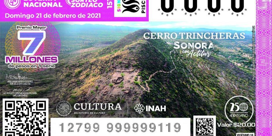 Sonora-Billeta de Lotería