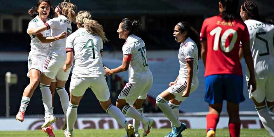 VIDEO: Resumen del México vs Costa Rica, futbol femenil