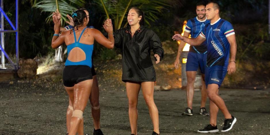exatlon atletas