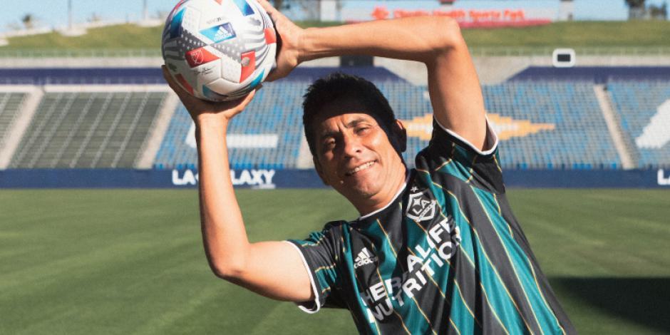 MLS: Jorge Campos, ¿El nuevo fichaje del Galaxy de Los Ángeles?