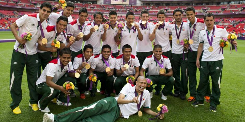 Selección Mexicana Londres 2012
