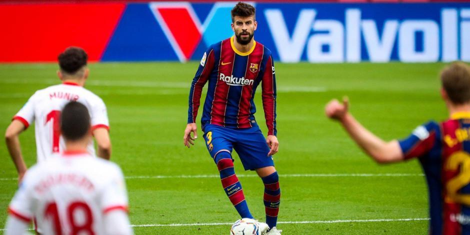 VIDEO: Resumen del Sevilla vs Barcelona, Jornada 25 de LaLiga de España