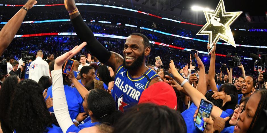 NBA All-Star 2021: ¿Dónde ver y cuándo en HD el partido de las estrellas?