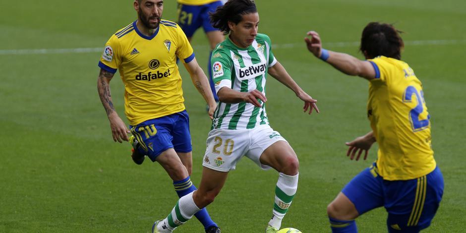 VIDEO: Resumen del Cádiz vs Betis, Jornada 25 de LaLiga de España