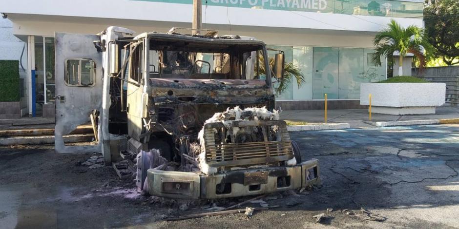 Ambulancia-Cancún