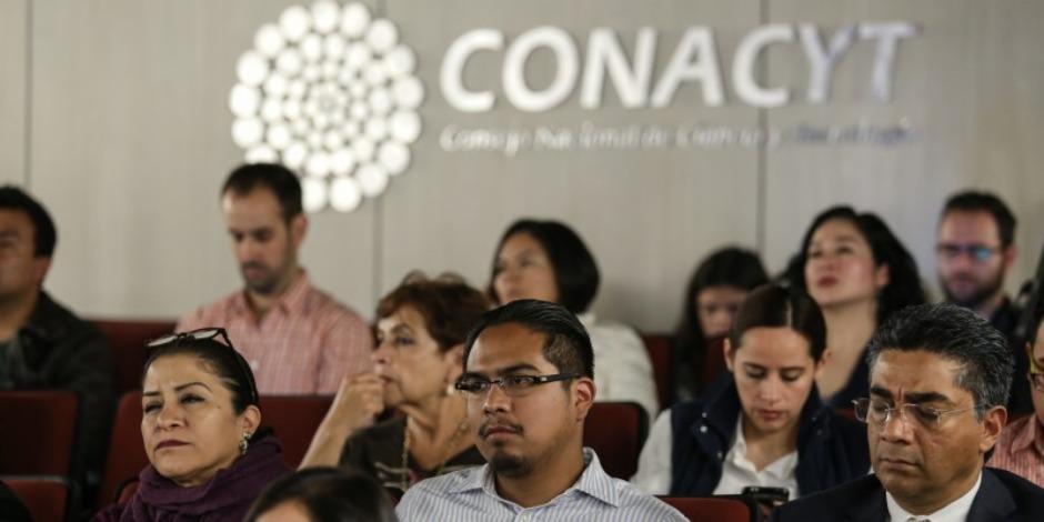 conacyt-investigadores