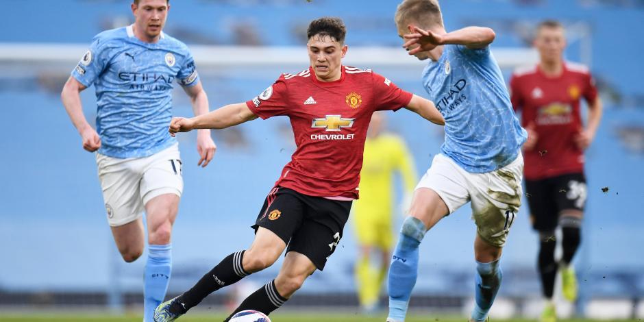 VIDEO: Resumen del Manchester United vs Manchester City, Premier League