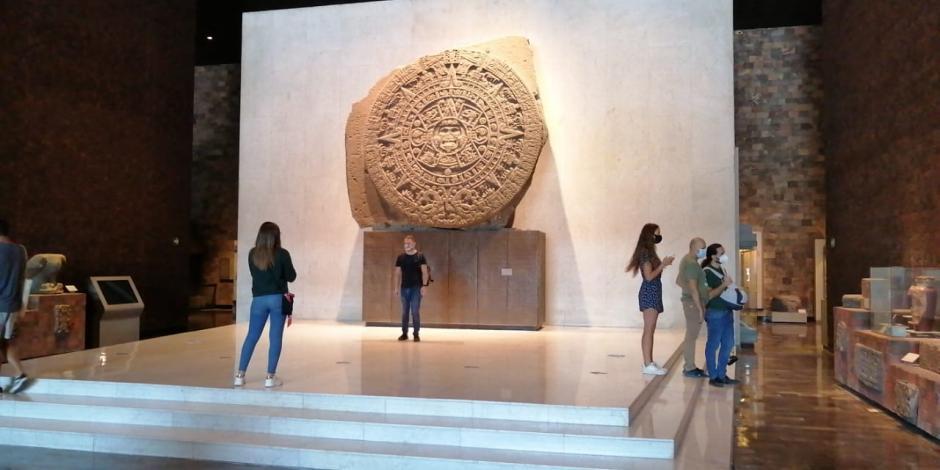 Museo Nacional de Antropología reapertura segunda