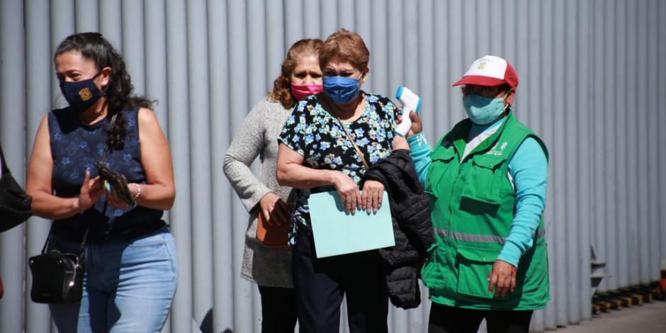 Comienza la jornada de vacunación en Azcapotzalco