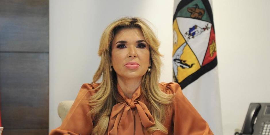 Gobernadora de Sonora