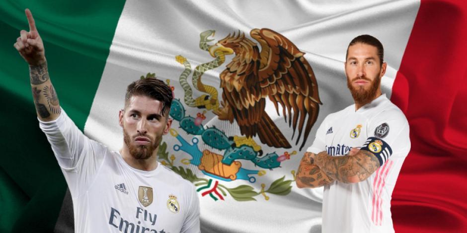 ¡Viene la bomba! Sergio Ramos asegura que se ve jugando en México con este equipo