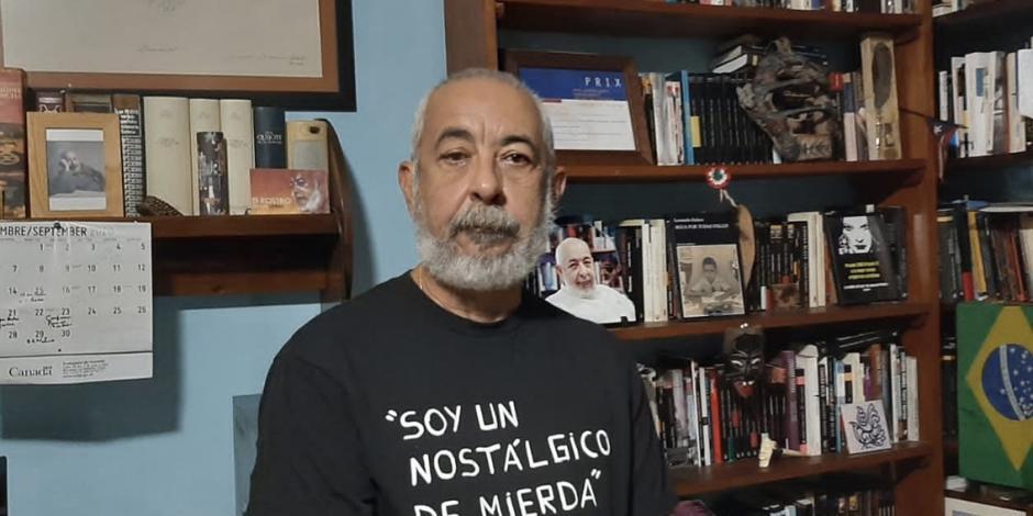 Leonardo Padura (La Habana, 1955).