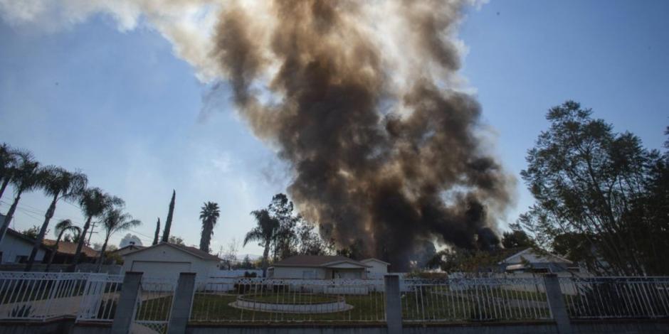 explosión-fuegos artificiales-California