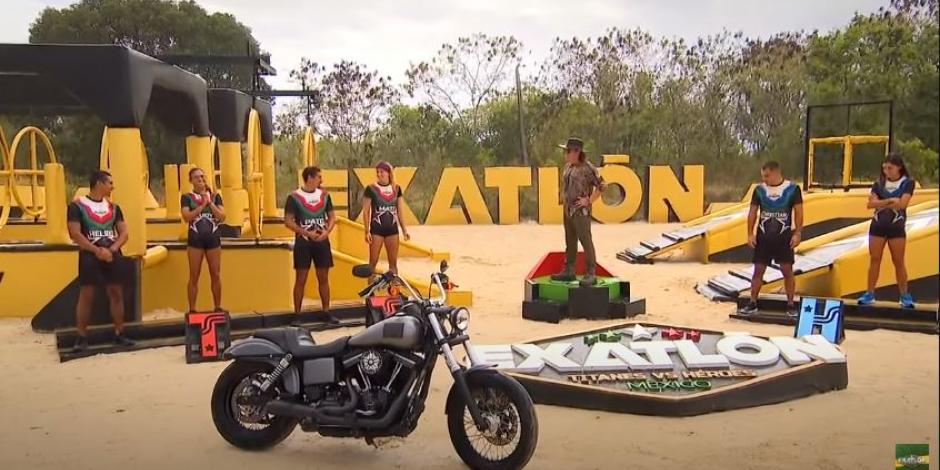 exatlon moto