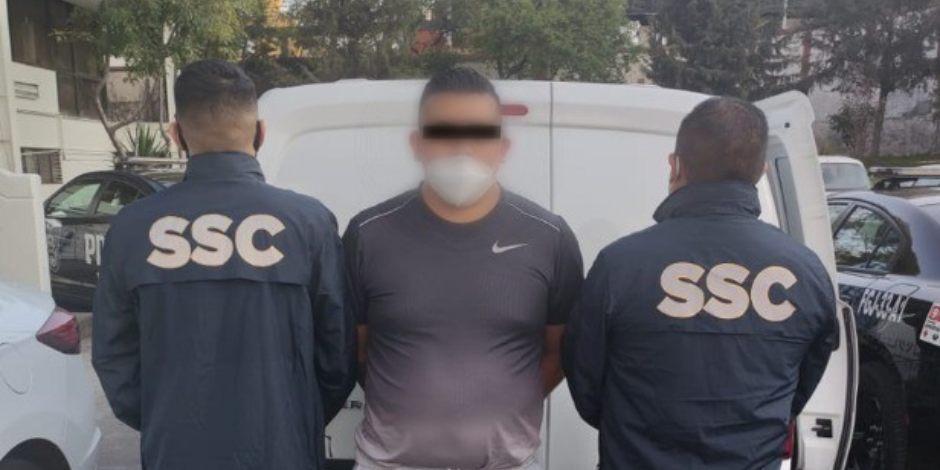 Detenido-SSC-CDMX-ok
