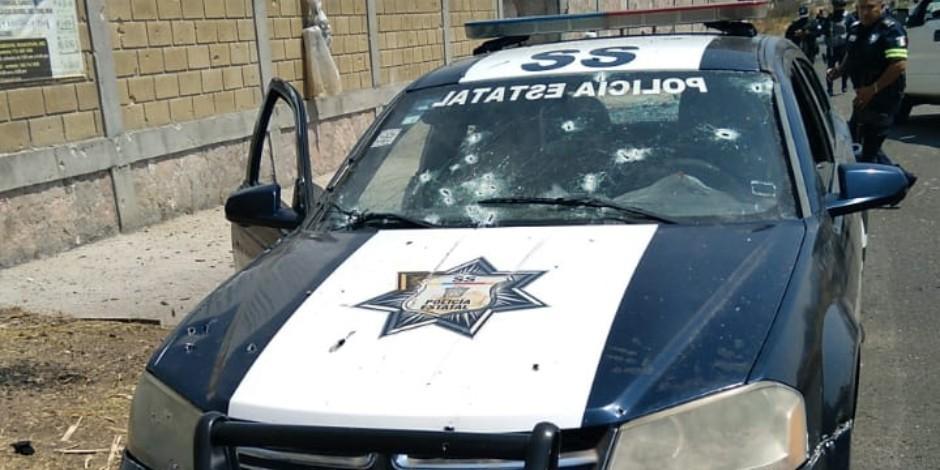 Emboscada contra policías deja 13 muertos