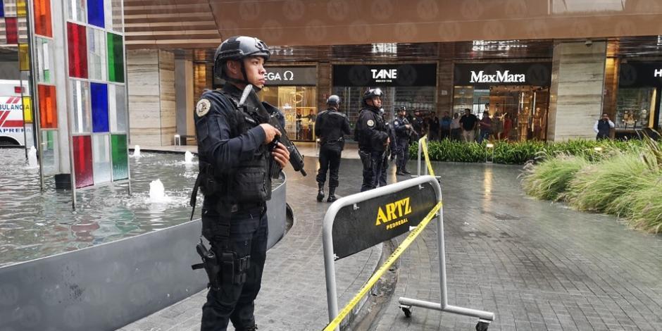 Plaza Artz-ataque