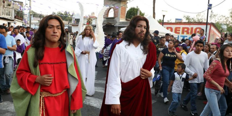 pasión de cristo-semana santa-2021