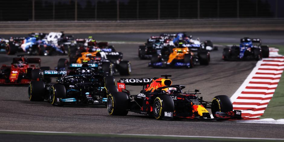 VIDEO: Resumen del GP de Bahréin de la F1, debut de Checo Pérez con Red Bull