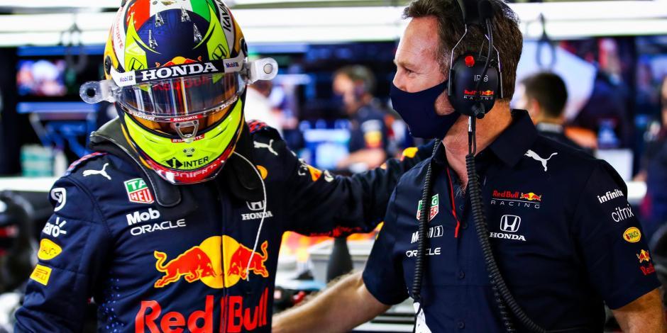 Checo Pérez se gana el respeto de Red Bull; jefe del equipo manda un atractivo mensaje
