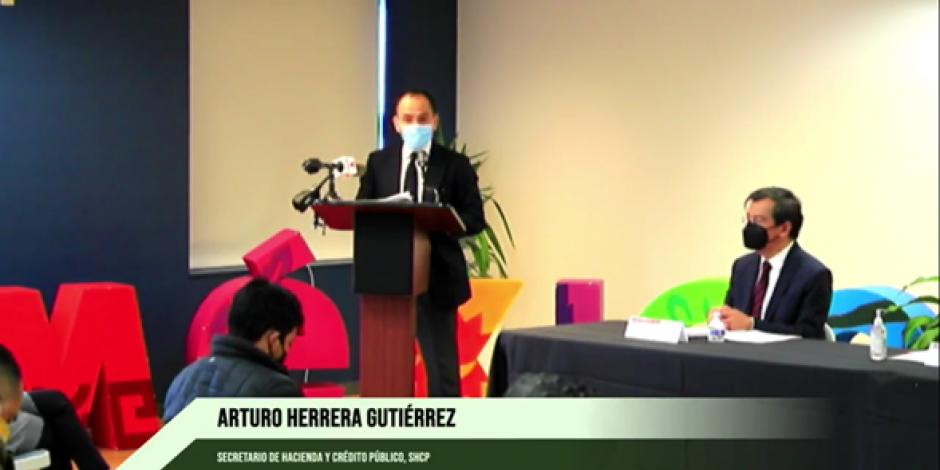 SHCP Arturo Herrera en Chicago